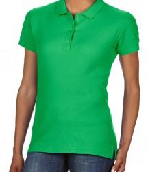 Image 9 of Gildan Ladies Premium Cotton® Double Piqué Polo Shirt