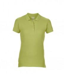 Image 10 of Gildan Ladies Premium Cotton® Double Piqué Polo Shirt