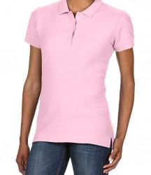 Image 12 of Gildan Ladies Premium Cotton® Double Piqué Polo Shirt