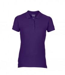 Image 16 of Gildan Ladies Premium Cotton® Double Piqué Polo Shirt