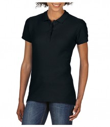 Gildan Ladies SoftStyle® Double Piqué Polo Shirt image