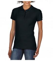 Gildan Ladies SoftStyle® Double Piqué Polo Shirt image