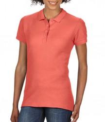 Image 10 of Gildan Ladies SoftStyle® Double Piqué Polo Shirt