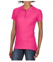 Image 15 of Gildan Ladies SoftStyle® Double Piqué Polo Shirt