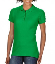 Image 16 of Gildan Ladies SoftStyle® Double Piqué Polo Shirt