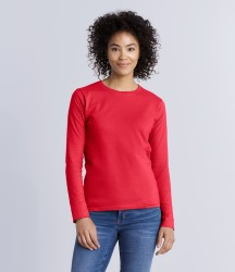 Gildan Ladies SoftStyle® Long Sleeve T-Shirt image