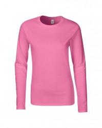 Gildan Ladies SoftStyle® Long Sleeve T-Shirt image