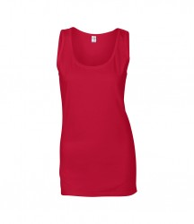 Image 5 of Gildan Ladies SoftStyle® Tank Top