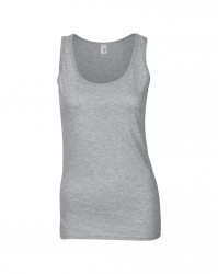 Image 6 of Gildan Ladies SoftStyle® Tank Top
