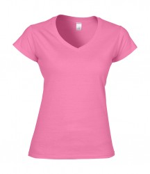 Gildan SoftStyle® Ladies V Neck T-Shirt image
