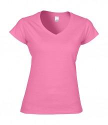 Gildan SoftStyle® Ladies V Neck T-Shirt image