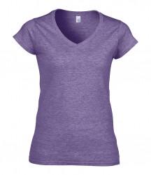 Image 5 of Gildan SoftStyle® Ladies V Neck T-Shirt