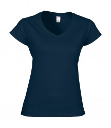 Image 10 of Gildan SoftStyle® Ladies V Neck T-Shirt