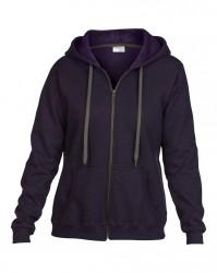 Gildan Ladies Heavy Blend™ Vintage Zip Hooded Sweatshirt image