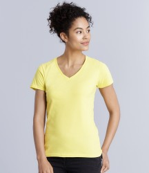 Gildan Ladies Premium Cotton® V Neck T-Shirt image