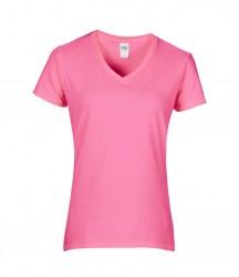 Gildan Ladies Premium Cotton® V Neck T-Shirt image