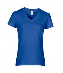 Image 6 of Gildan Ladies Premium Cotton® V Neck T-Shirt