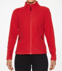 Image 8 of Gildan Hammer Ladies Micro Fleece Jacket