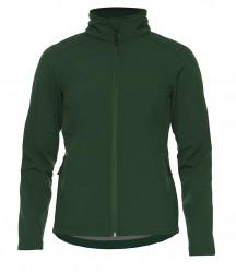 Image 3 of Gildan Hammer Ladies Soft Shell Jacket