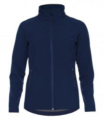 Image 4 of Gildan Hammer Ladies Soft Shell Jacket