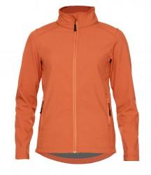 Image 5 of Gildan Hammer Ladies Soft Shell Jacket