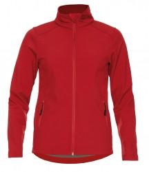 Image 6 of Gildan Hammer Ladies Soft Shell Jacket