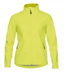 Image 8 of Gildan Hammer Ladies Soft Shell Jacket