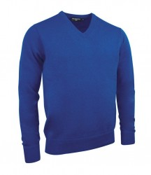 Image 2 of Glenmuir V Neck Lambswool Sweater