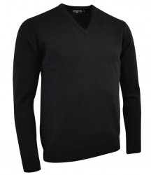 Image 4 of Glenmuir V Neck Lambswool Sweater