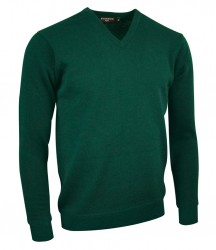 Image 5 of Glenmuir V Neck Lambswool Sweater