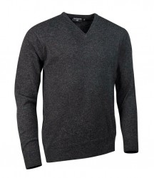 Image 6 of Glenmuir V Neck Lambswool Sweater