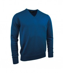 Image 8 of Glenmuir V Neck Lambswool Sweater
