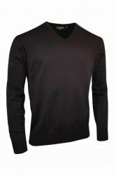 Image 2 of Glenmuir V Neck Cotton Sweater