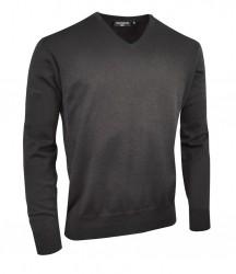 Image 4 of Glenmuir V Neck Cotton Sweater