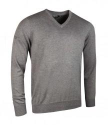 Image 5 of Glenmuir V Neck Cotton Sweater