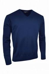 Image 6 of Glenmuir V Neck Cotton Sweater
