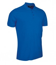 Image 2 of Glenmuir Classic Fit Piqué Polo Shirt