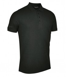Image 3 of Glenmuir Classic Fit Piqué Polo Shirt