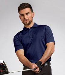 Glenmuir Plain Mercerised Polo Shirt image