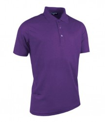 Image 10 of Glenmuir Performance Piqué Polo Shirt