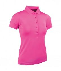 Image 2 of Glenmuir Ladies Piqué Polo Shirt
