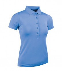 Image 3 of Glenmuir Ladies Piqué Polo Shirt