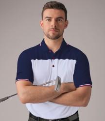 Glenmuir Contrast Piqué Polo Shirt image