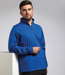 Glenmuir Aragon Zip Neck Soft Shell Windshirt image