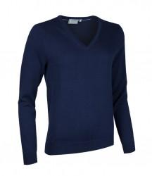 Image 4 of Glenmuir Ladies V Neck Cotton Sweater
