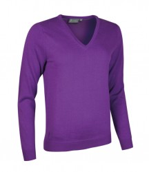 Image 5 of Glenmuir Ladies V Neck Cotton Sweater