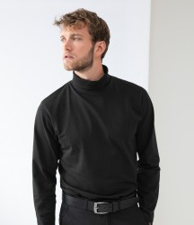 Henbury Long Sleeve Roll Neck Top image