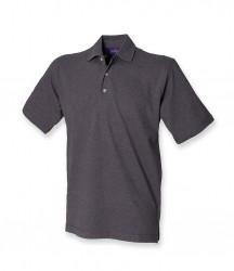 Image 5 of Henbury Classic Heavy Cotton Piqué Polo Shirt