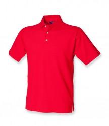 Image 6 of Henbury Classic Heavy Cotton Piqué Polo Shirt