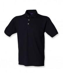 Image 11 of Henbury Classic Heavy Cotton Piqué Polo Shirt